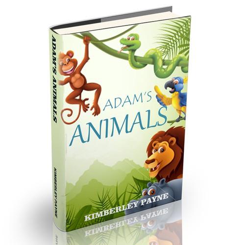 Adam's Animals - Fun Facts About God's Creation children's activity book