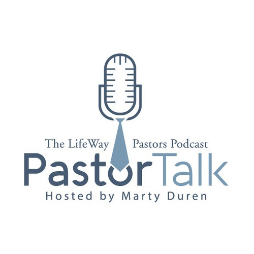 Pastor Podcast Logo