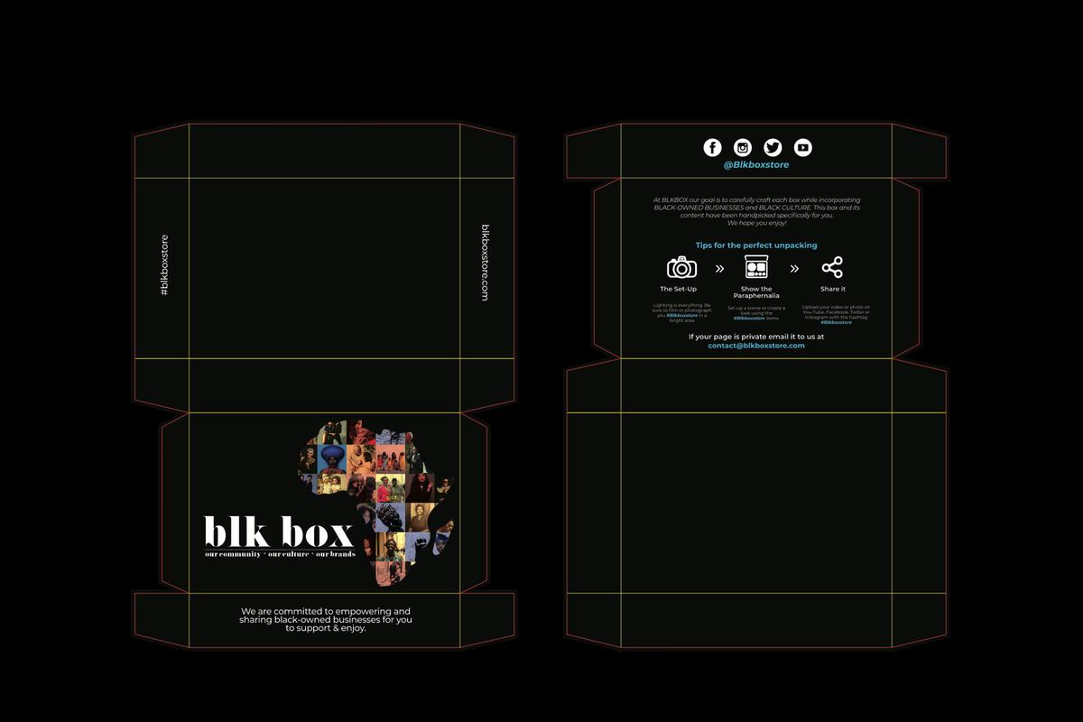 Subscription Box - Blk Box