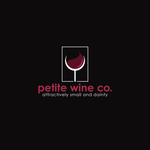 Petite Wine Co. Logo