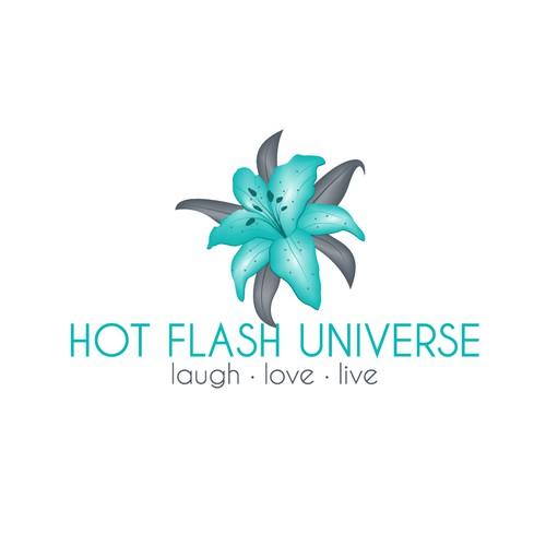 Logo for online platform to help women