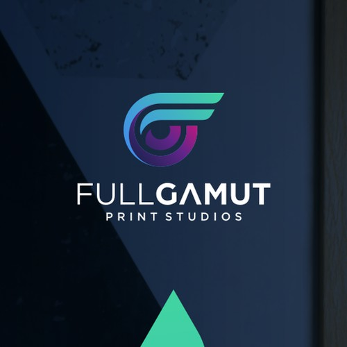 Design a modern, slightly edgy logo for color print shop/sign company