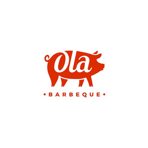 Logo for food business