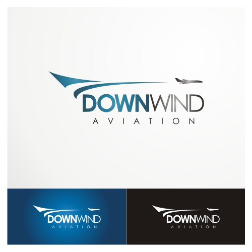 logo for Downwind Aviation