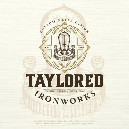 Taylored logo design