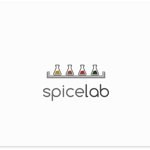 "Logo concept for ""spicelab"""