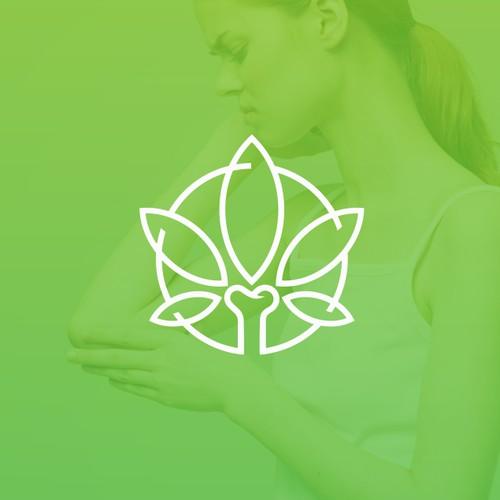 Chronic Joint Pain logo design
