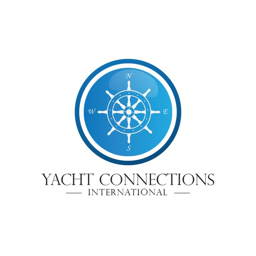 Create a one of a kind logo for a luxury yacht company