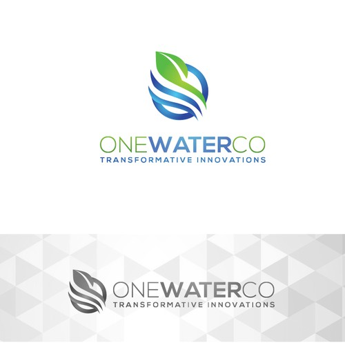 Logo for One Water Co