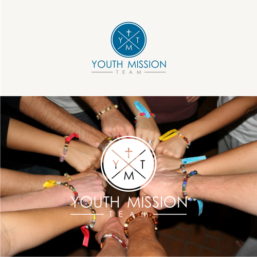 Create an attractive and eye-catching logo to reach youth