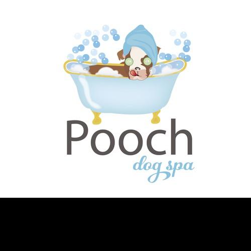 Dog Spa Logo
