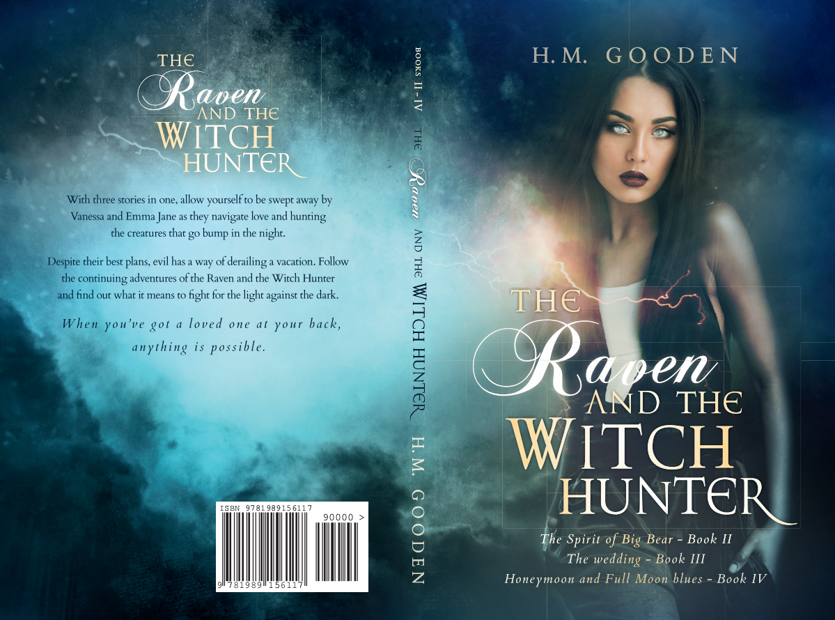 The Raven and The Witch Hunter Series