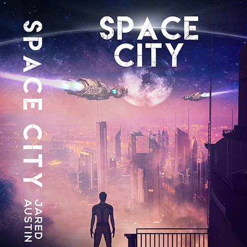 Book cover for SPACE CITY