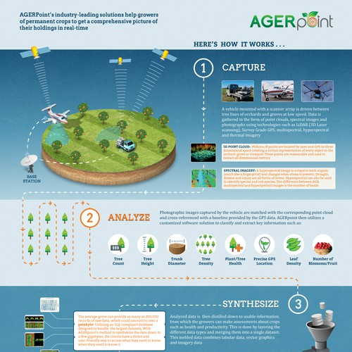 Agerpoint - Process Infographic