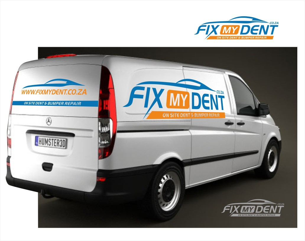 A Logo for Fix My Dent