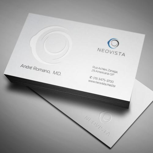 Neovista stationery