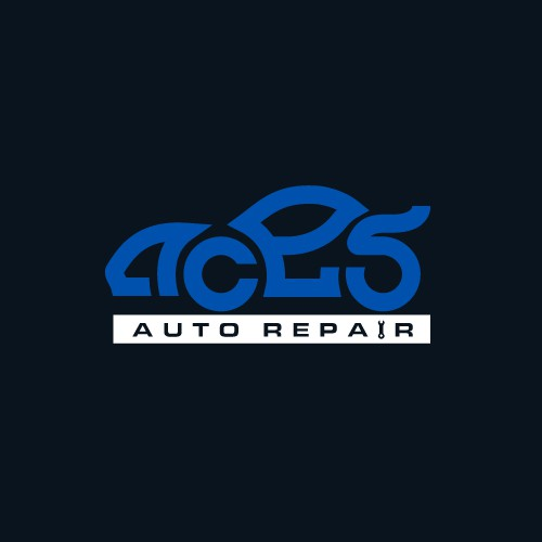 Playful Logo for Auto Repair Business