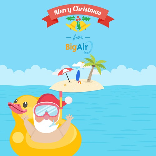 Christmas Animation E-Card
