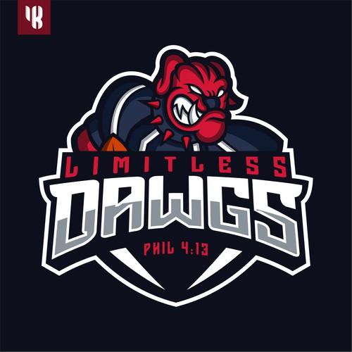 Dawgs Mascot Logo