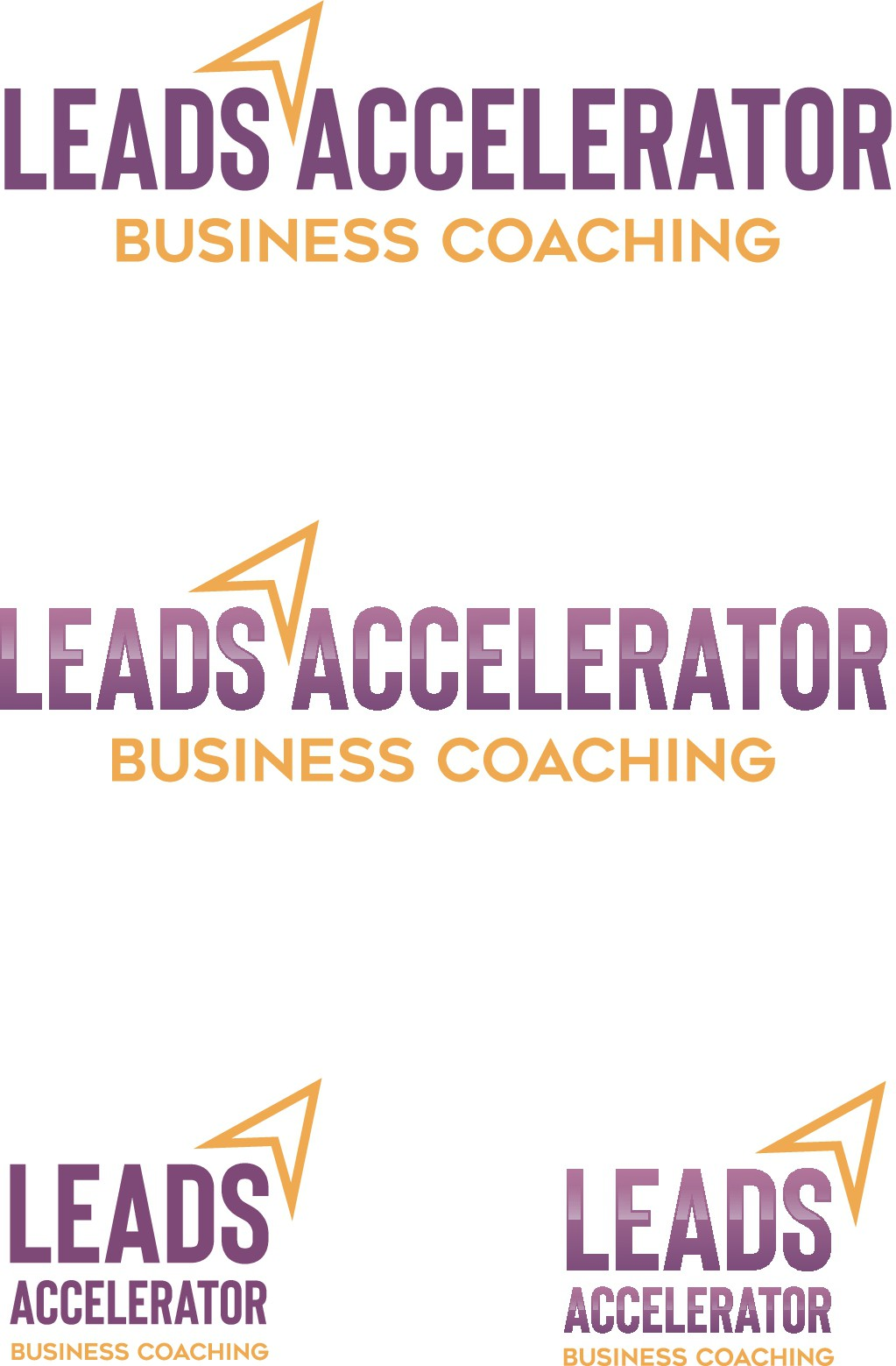 design a simple logo for a business coach