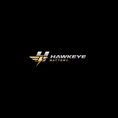 logo for Hawkeye Battery