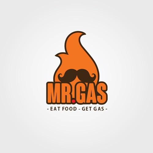 Mr.Gas Logo