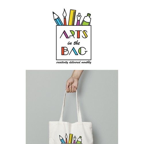 ARTS IN THE BAG_logo