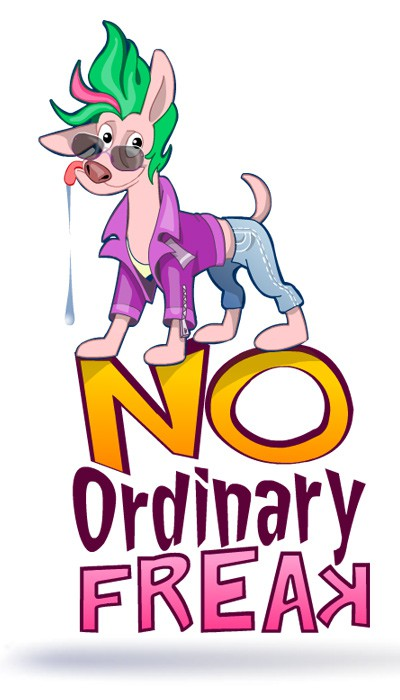 New logo wanted for No Ordinary Freak