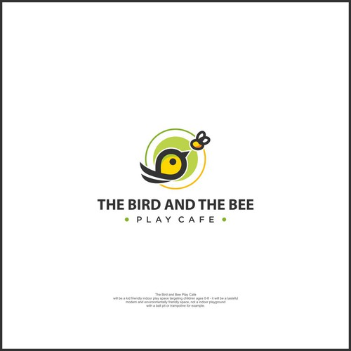 logo the bird and the bee