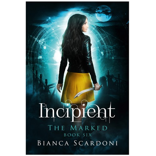 Book cover: Incipient book 6
