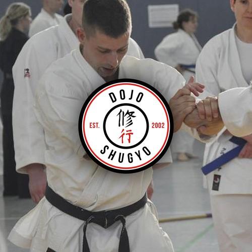 Dojo Shugyo | Martial Arts Logo