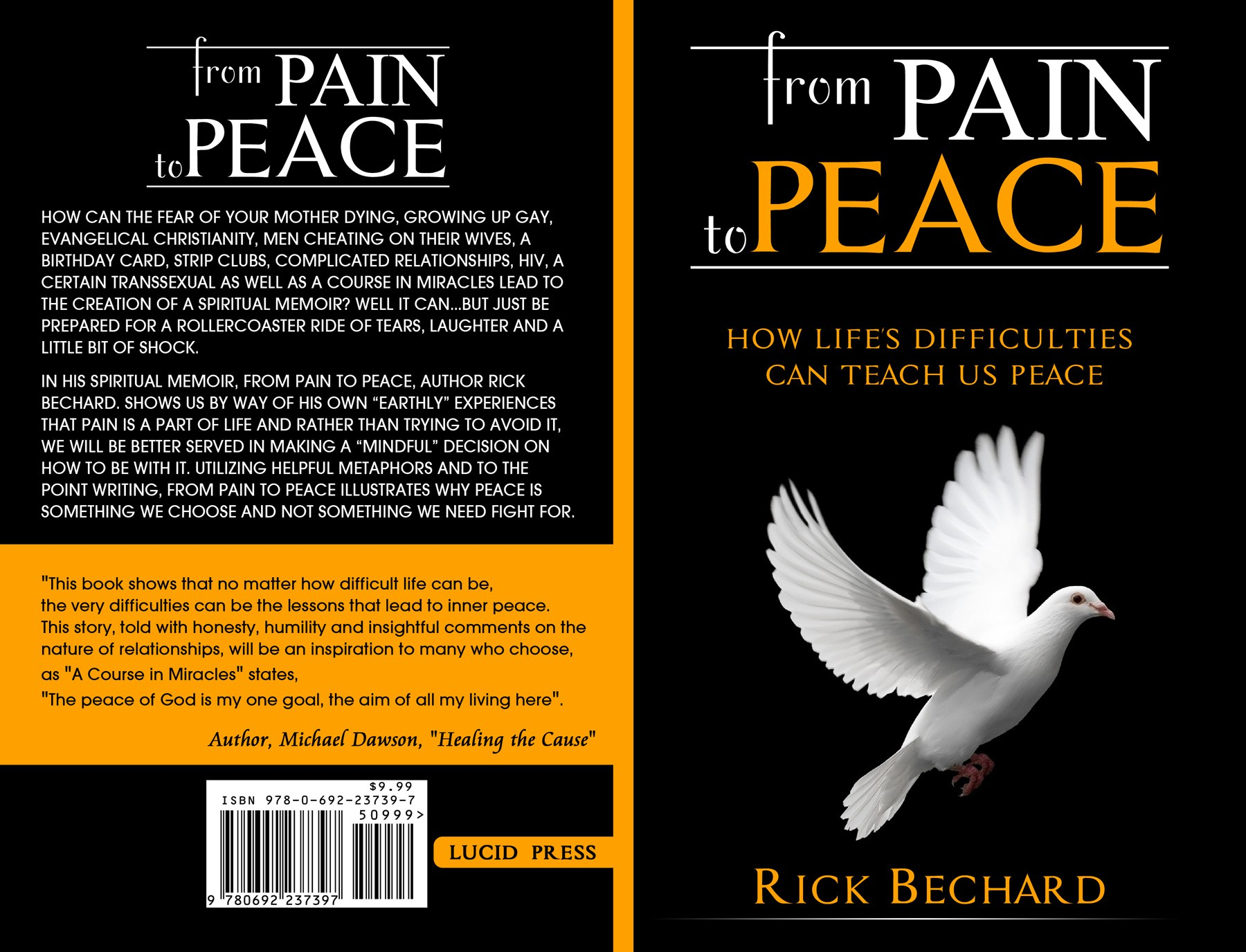 If you are interested in real life issues, spiritual issues, perhaps the text, A Course In Miracles