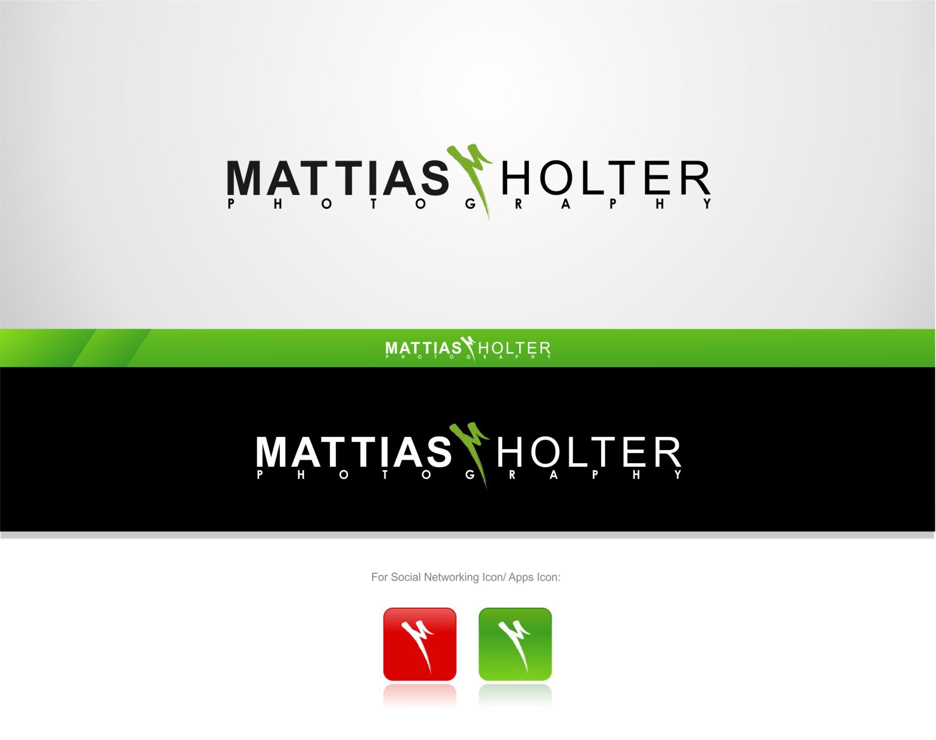 logo for Mattias Holter Photography