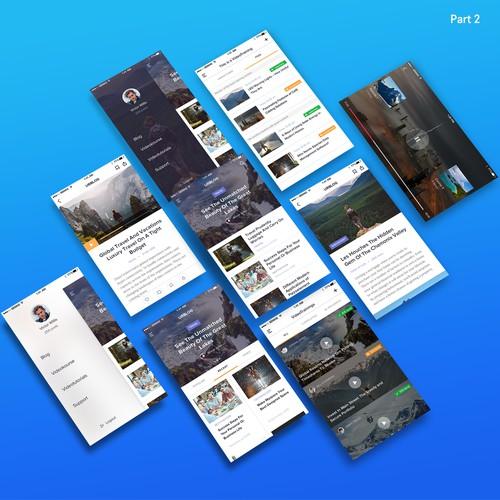 Blog & Video Training iOS App Design part 2