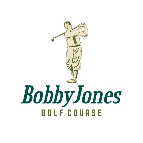 Logo for historic golf course