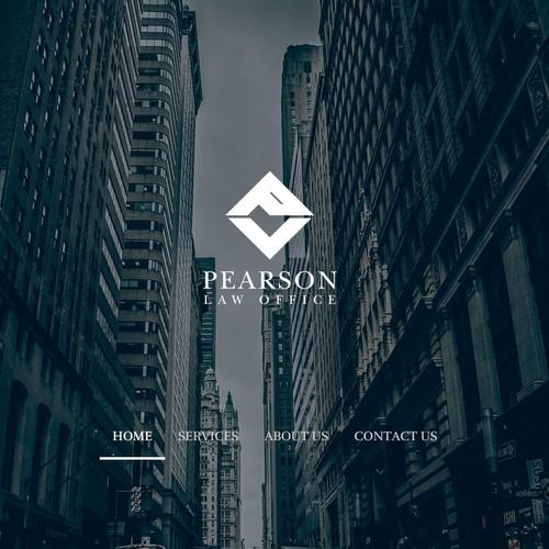 Logo and webpage