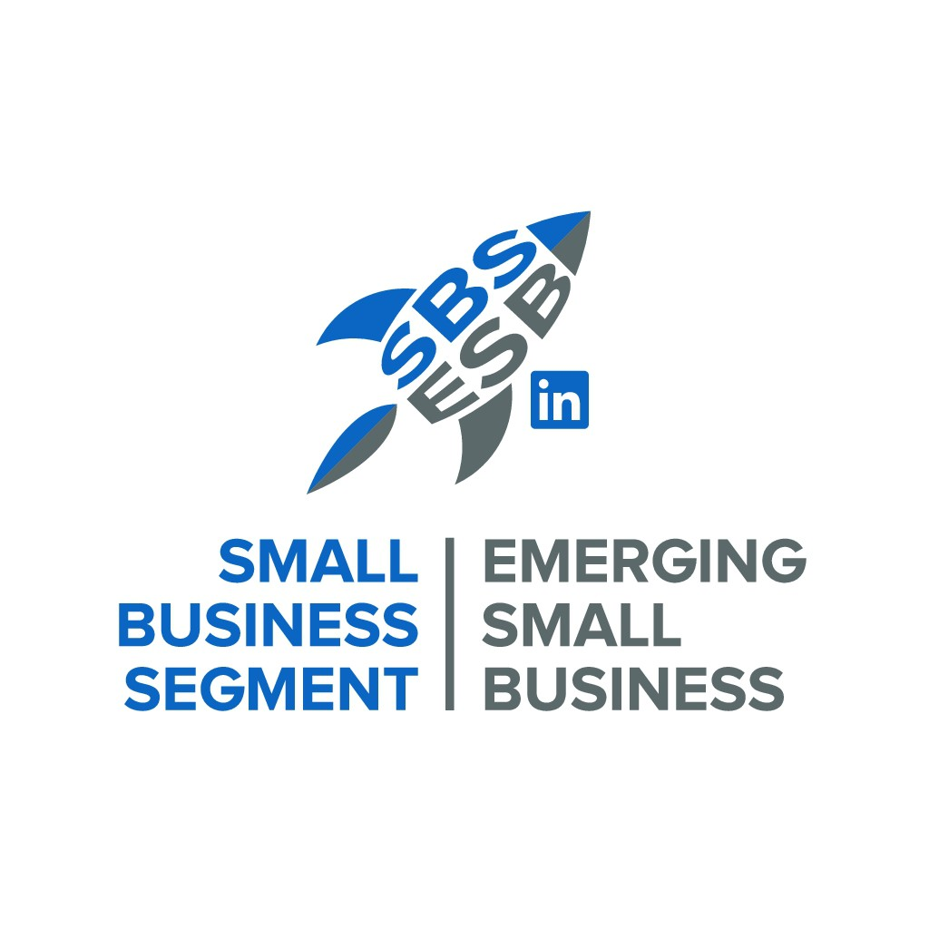 LinkedIn SBS/ESB Logo Design