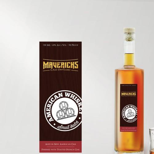 american whiskey - brand