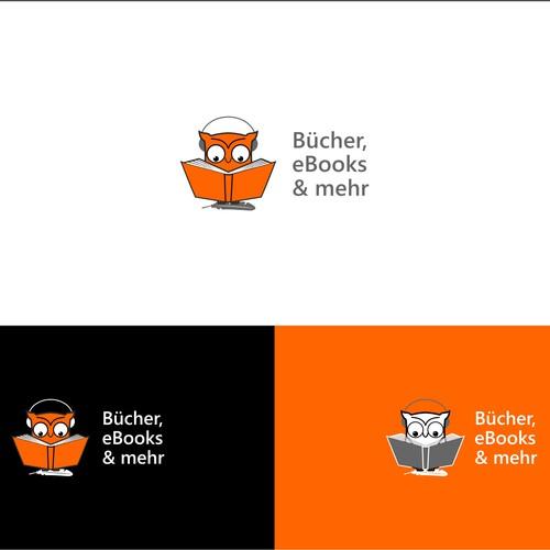Logo für Bücherblog