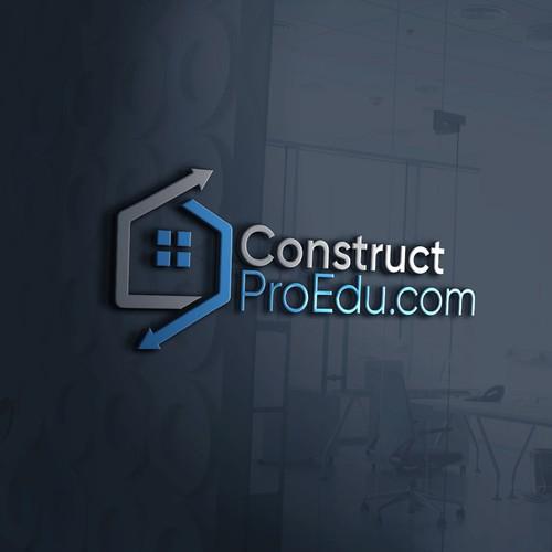Logo & Brand Guide for Construct ProEdu