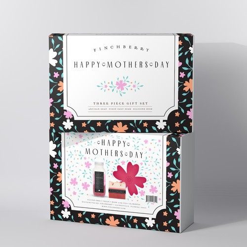 Mother Day packaging box