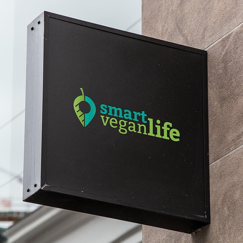 Logo for Smart Vegan Life