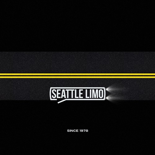 Wallpaper image for Seattle Limo logo.
