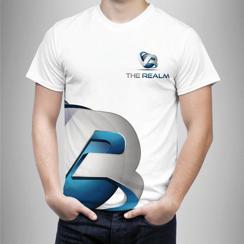 VR 3D logo