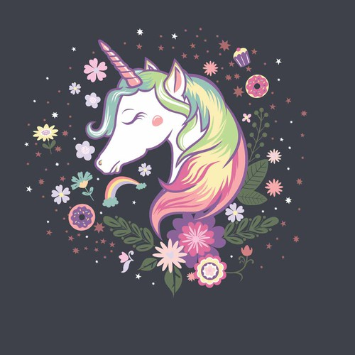 majestic unicorn