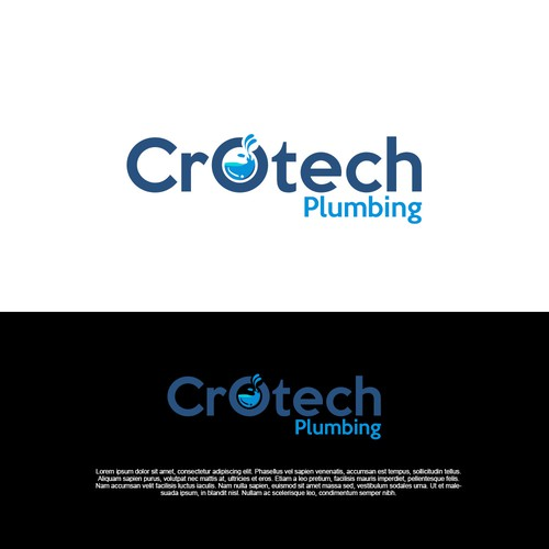 Design your best plumbing logo