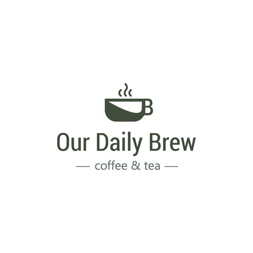 Logo Update / Modernization for Our Daily Brew