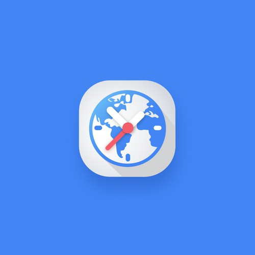World Time App Icon