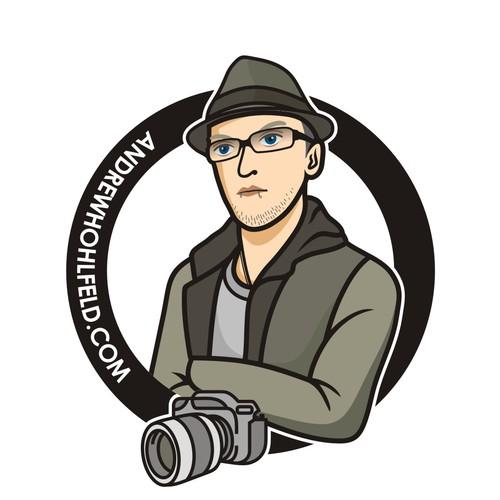 Inspiring photographer looking for a custom logo!