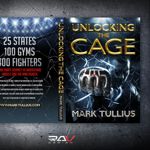 MMA BOOK COVER